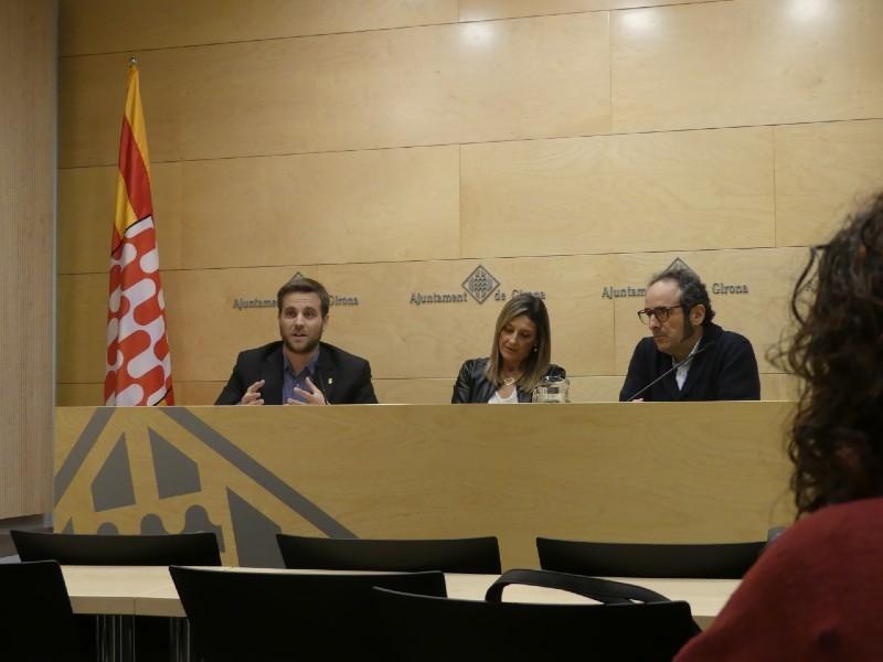 Foto 1 : La ciutat de Girona acollirà la primera edició de la fira sectorial Àgora Dolça
