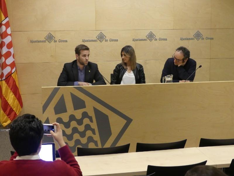 Foto 2 : La ciutat de Girona acollirà la primera edició de la fira sectorial Àgora Dolça
