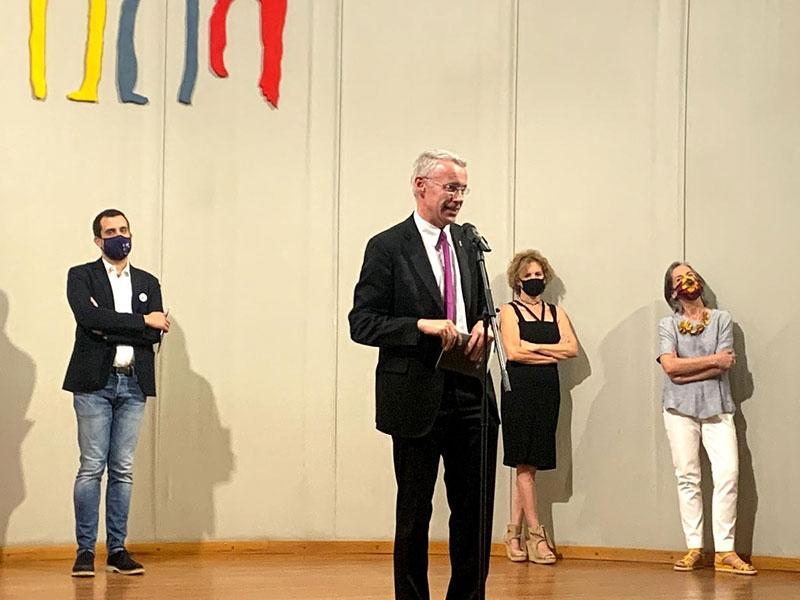 Foto : <p>Les Bernardes reobre les portes al públic amb «Casualitats inexistents»</p>