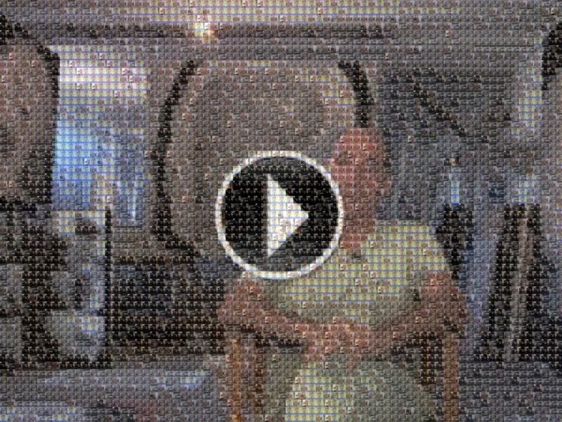 Foto : <p>La Diputació dona a conèixer en vídeo nous valors de la pintura, el dibuix i l'escultura gironins</p>