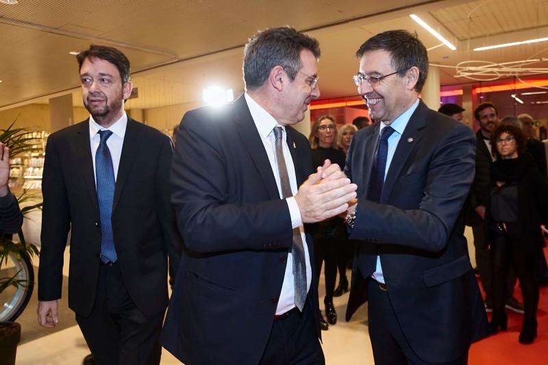 Foto 4: <p>Reconeixement a cinc entitats gironines en la 23a Festa de l&rsquo;Esport Catal&agrave;</p>