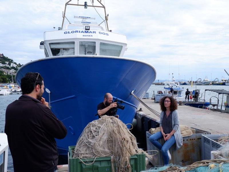 Foto : <p>La Diputació de Girona i el Grup d'Acció Local Pesquer (GALP) Costa Brava han signat un conveni de col·laboració</p>