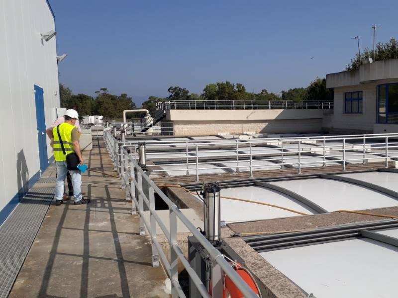 Foto : <p>El Consorci de la Costa Brava impulsa la introducció del telecontrol i la gestió remota en les seves instal·lacions</p>