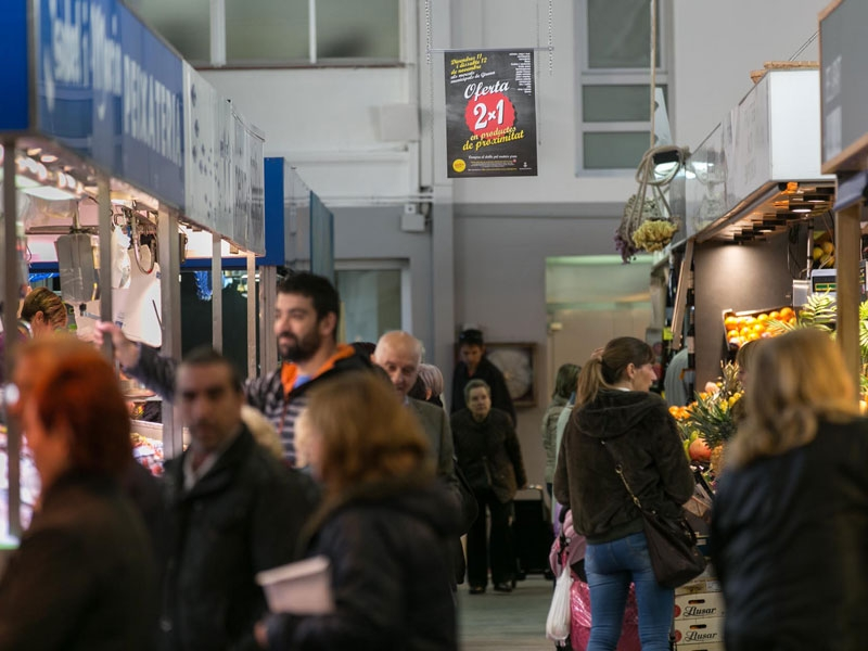 Foto : <p>La Diputació de Girona subvencionarà actuacions dels ajuntaments adreçades a la reactivació comercial i econòmica</p>