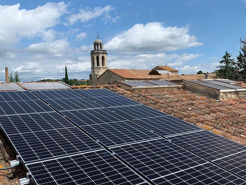 Foto : La Diputació impulsa el Pla Estratègic per al Desenvolupament de les Energies Renovables a les comarques gironines</p