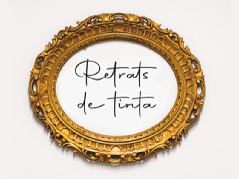 Foto : <p>El Servei de Biblioteques de la Diputació de Girona regala «retrats de tinta» per Sant Jordi</p>