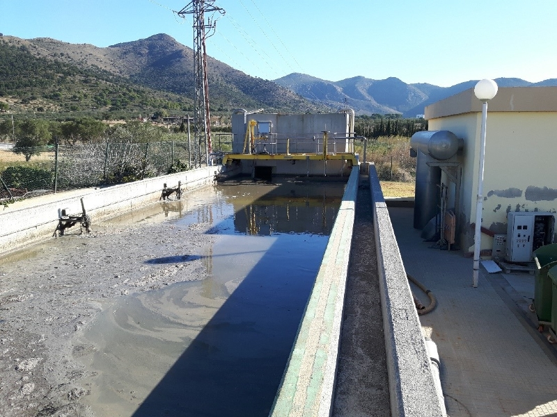 Foto 4: <p>El Consorci de la Costa Brava i l&#39;ACA signen diversos convenis per millorar el sanejament de les aig&uuml;es residuals en tres comarques gironines</p>