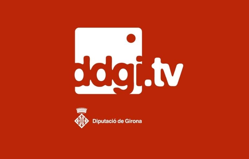 Foto : Ddgi.tv s'acomiada presentant Semega i les polítiques d'educació de la Diputació de Girona