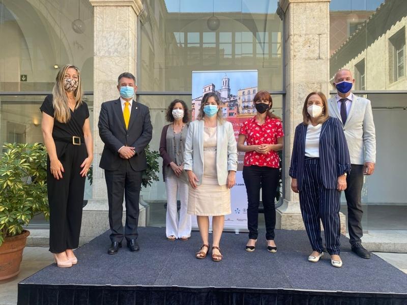 Foto : Girona, epicentre de la promoció de la salut amb dos congressos internacionals impulsats per la Diputació i la UdG</p