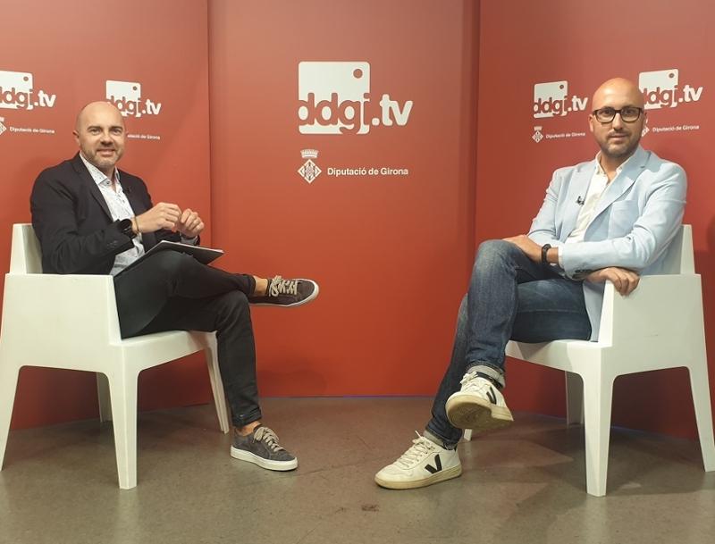 Foto : El turisme a les comarques gironines és el protagonista del programa de Ddgi.tv