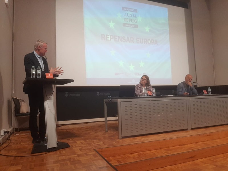 Foto : La Casa de Cultura de la Diputació de Girona acull la 8a Jornada Lluís Maria de Puig