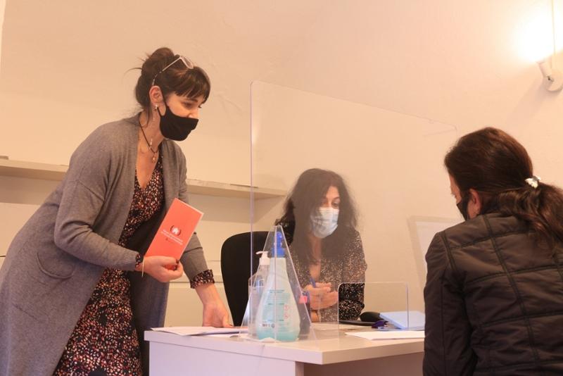 Foto : La Diputació de Girona obre un nou servei d'intermediació en l'àmbit de l'habitatge al Consell Comarcal del Baix Empo