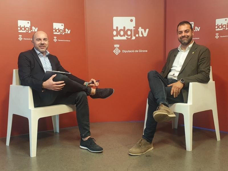Foto : La problemàtica de l'habitatge i els serveis de la Diputació per ajudar a solucionar-la, a Ddgi.tv