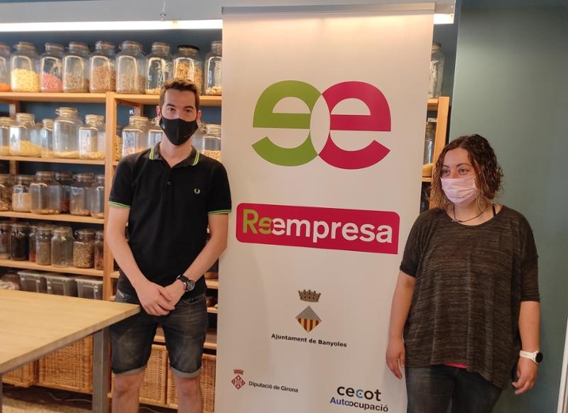 Foto : Reempresa i la Diputació de Girona eviten el tancament de dotze negocis durant el primer semestre de l'any