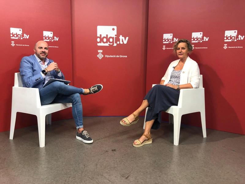 Foto : Ddgi.tv torna amb el suport als micropobles de les comarques gironines