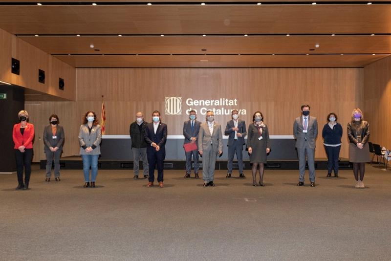 Foto : Foto: Generalitat de Catalunya