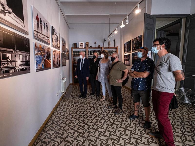 Foto : Fotografies presentades a la dotzena edició dels Premis Carles Rahola de Comunicació Local