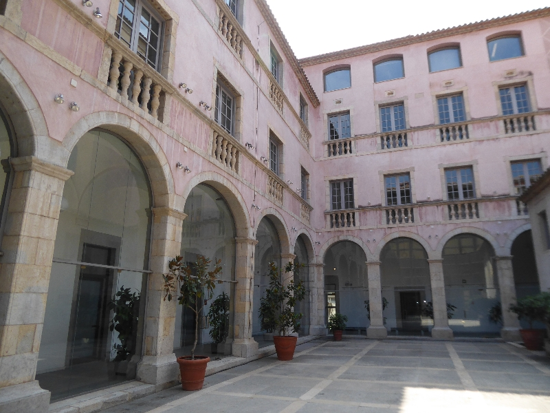 Foto : La Diputació de Girona alinearà el pressupost del 2022 amb els objectius de desenvolupament sostenible