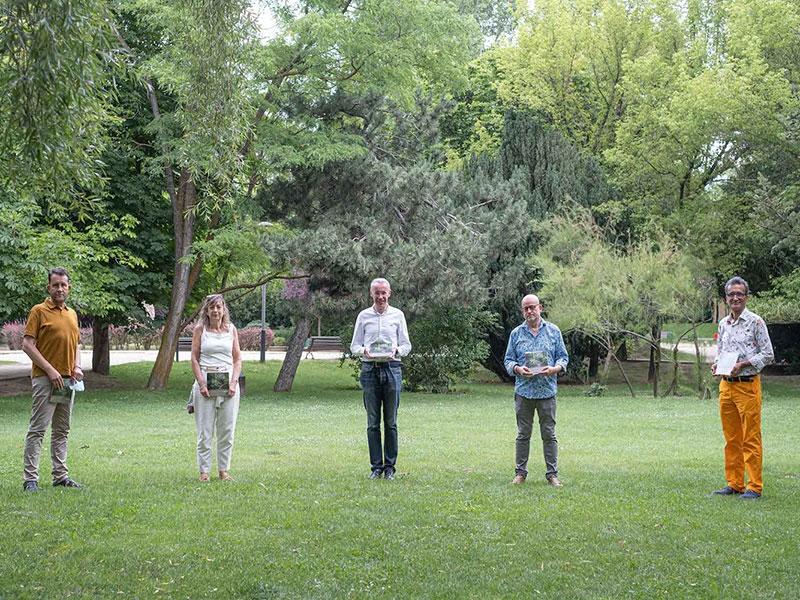 Foto : Jardins, una nova guia de «Quaderns de la Revista de Girona»