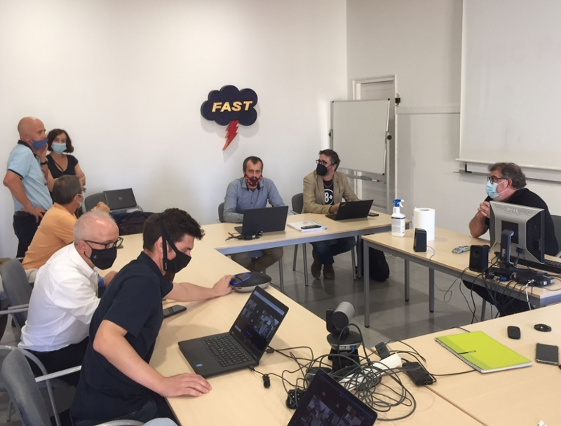 Foto : El projecte «ePLANET» es posa en funcionament amb la Diputació de Girona com un dels socis