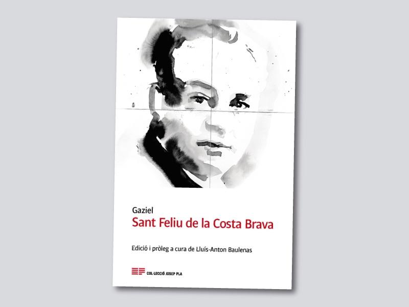 Foto : La Diputació de Girona reedita el llibre Sant Feliu de la Costa Brava de Gaziel dintre la col·lecció «Josep