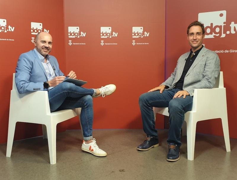 Foto : Ddgi.tv dedica el darrer capítol de l'estiu al foment i la promoció de l'esport a les comarques gironines</p