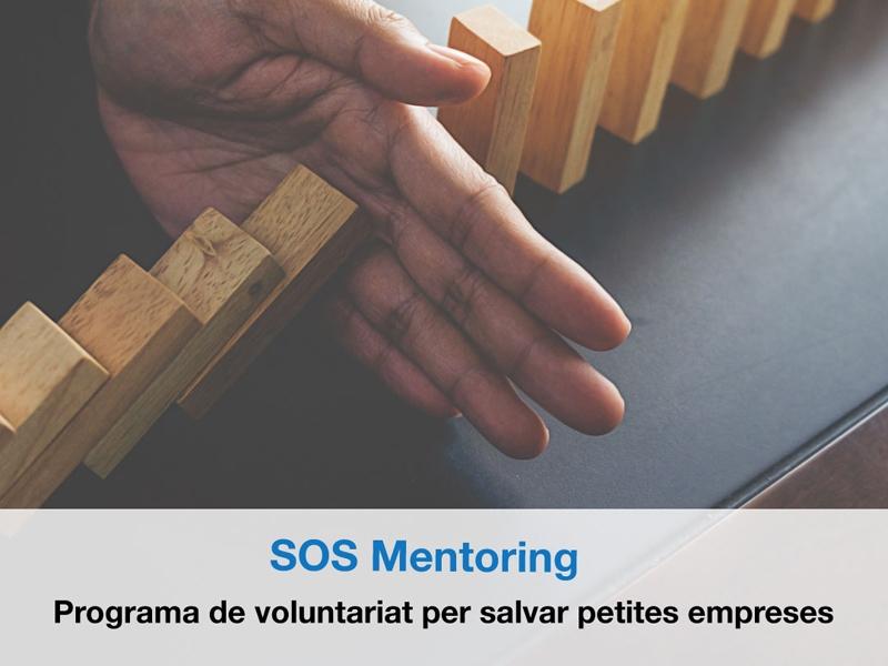 """Foto : La Diputació impulsa """"SOS Mentoring"""" per ajudar les petites empreses a fer front als reptes derivats de la COVID-19</"""