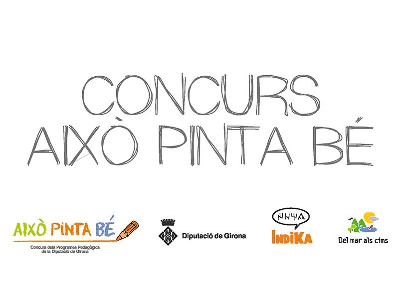 Foto : La Diputació de Girona premia els alumnes i les escoles que participen en el vuitè concurs de dibuix i relats «Això p