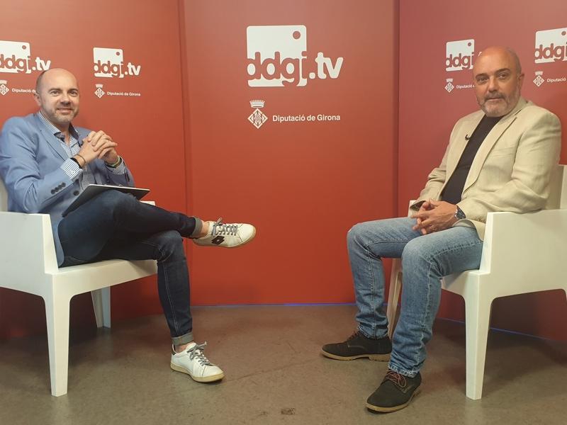 Foto : Ddgi.tv ens mostra com la Diputació de Girona ajuda a fer la vida més fàcil a les entitats locals