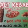 Salt Kebab