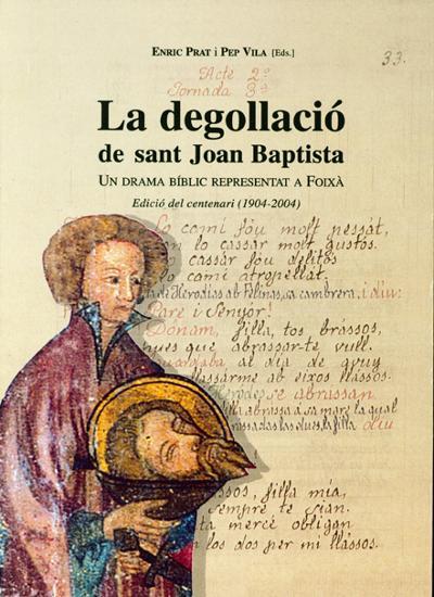 La degollació de sant Joan Baptista