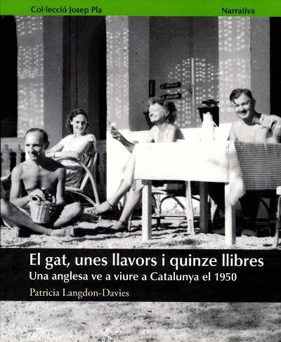 El gat, unes llavors i quinze llibres. Una anglesa ve a viure a Catalunya el 1950
