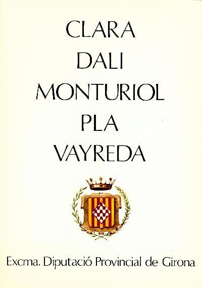 Gent nostra: Clarà, Dalí, Monturiol, Pla, Vayreda