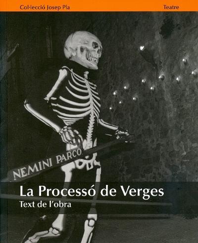 La Processó de Verges. Text de l'obra