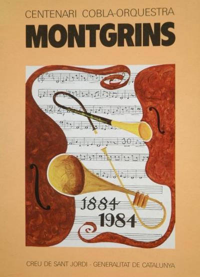 Centenari Cobla-orquestra Montgrins