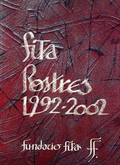 Fita. Rostres 1992-2002