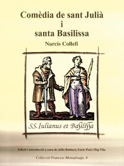 Comèdia de sant Julià i santa Basilissa