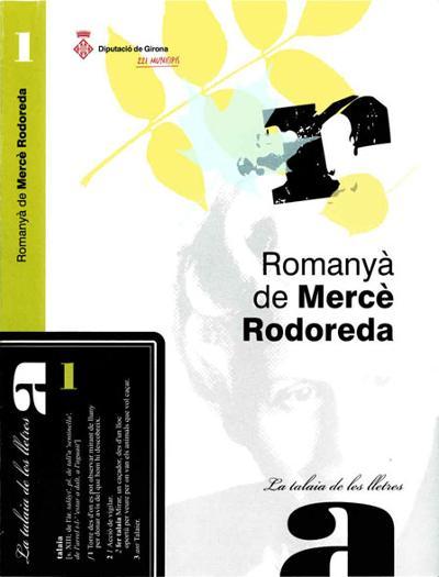 Romanyà de Mercè Rodoreda
