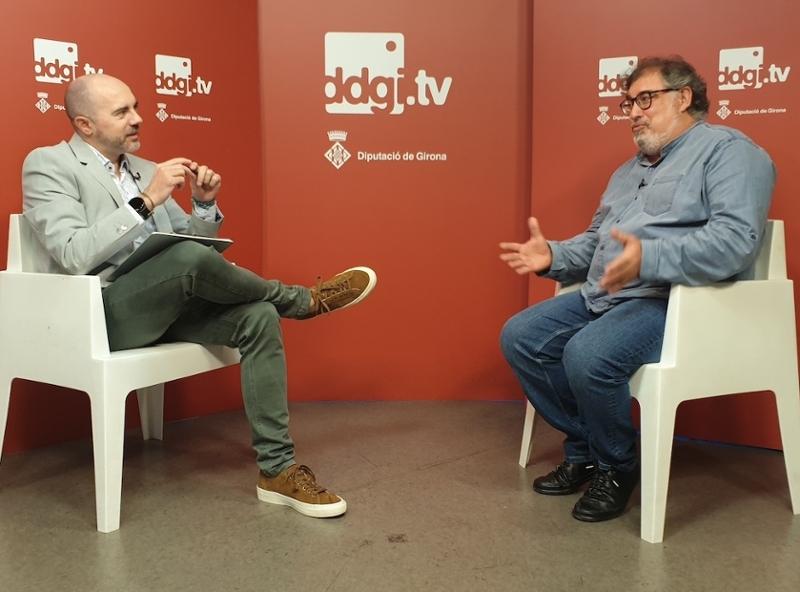Foto : Ddgi.tv ens acosta a la protecció i preservació del medi ambient que duu a terme la Diputació de Girona