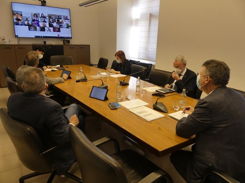 Foto : El Ple de la Diputació de Girona aprova tres plans de serveis estratègics per als 221 municipis gironins