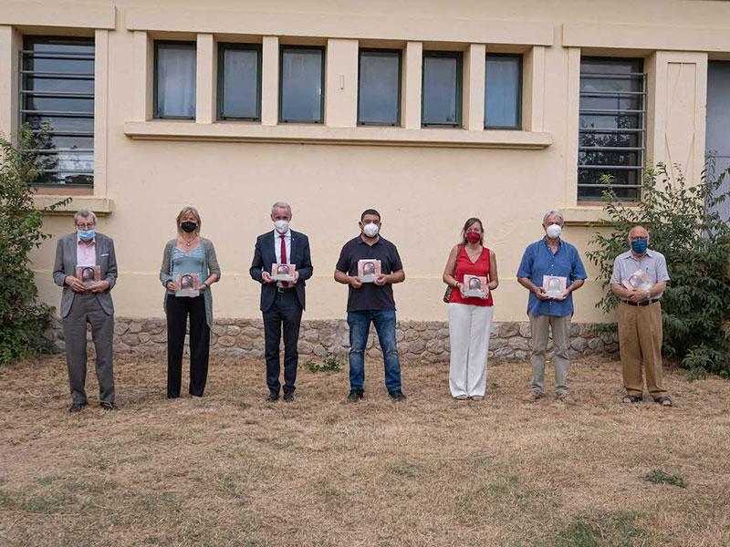 Foto : «Quaderns de la Revista de Girona» presenta la monografia dedicada al municipi de Vilademuls