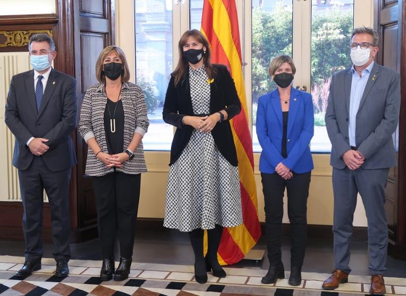 Foto : Fotos: Parlament de Catalunya