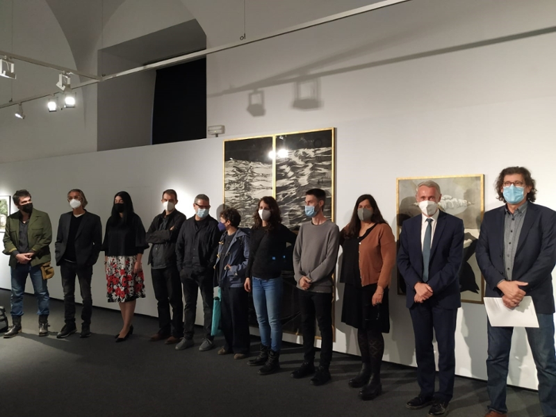 Foto : La Casa de Cultura de la Diputació de Girona presenta l'onzena edició de la Biennal d'Art